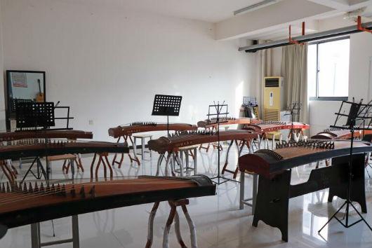 江西泛美艺术中等专业学校实训设施