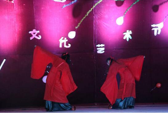 江西泛美中等专业学校校园文化节